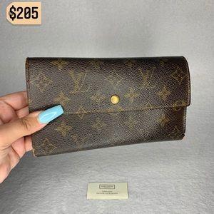 ✨✨✨✨SOLD✨✨✨✨ Louis Vuitton Monogram Vintage Wallet